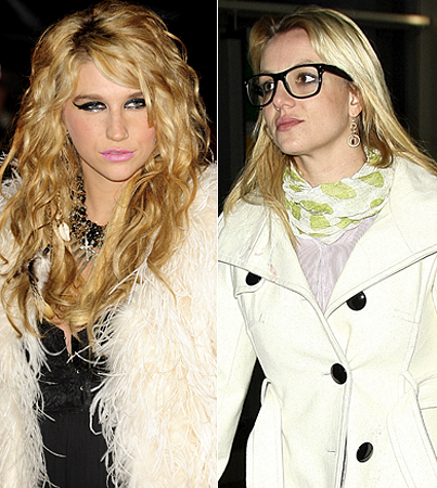 Ke$ha Calls Out Britney Spears in the Battle of Whatever