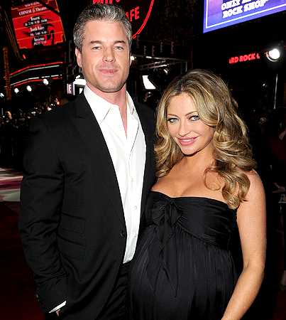Eric Dane and Rebecca Gayheart: It's a McDaughter!
