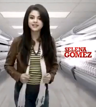 Selena Gomez Commands You to Love Some Milk (VIDEO)