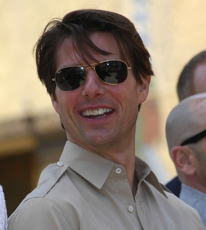REPORT: Tom Cruise Sustains Minor Injury in Motorcycle Accident
