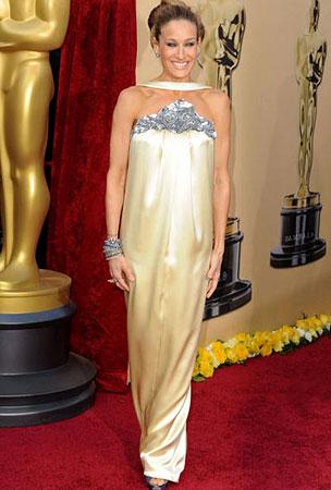Is Evil Oscars Sarah Jessica Parker the Destroyer? (PHOTOS)