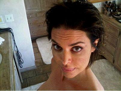 Lisa Rinna Has Had Just Enough Botox (PHOTO)