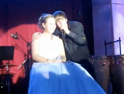 Justin Bieber: Now Available for Bat Mitzvahs (VIDEO)