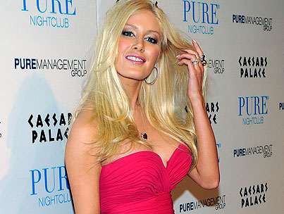 Heidi Montag Ditches Spencer, Hires Psychic as Manager. Bet You Didn't See That One Coming.-photo