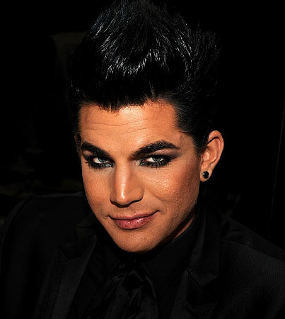 Adam Lambert Is Launching a Makeup Line for Men So We Can All Be as Fabulous as He Is