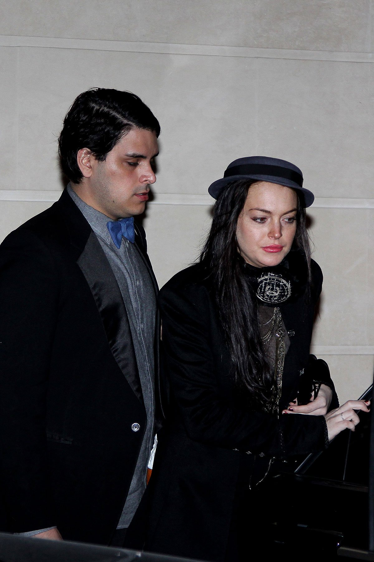 CAPTION THIS: Lindsay Lohan Being Awesome In Paris (PHOTOS)
