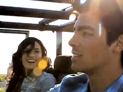 Joe Jonas and Demi Lovato Are Single-Handedly Gonna Save the Environment With Their New Song (VIDEO)