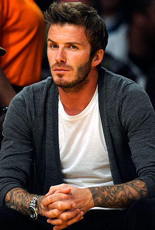 BUZZINGS: David Beckham Injured, Americans Still Don't Care About Soccer