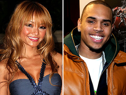 Running Out Of Ideas For Attention, Tila Tequila Lends Support To Chris Brown