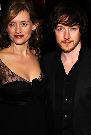James McAvoy Pulls Out Of Film For Kid, Melts Our Cold Hearts