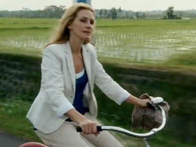 New Eat, Pray, Love Trailer Released, Unhappy Women Everywhere Rejoice (VIDEO)