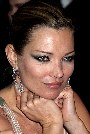 Kate Moss Invites You To Talk With Drunk Supermodels On Chatroulette
