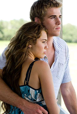 New Miley Cyrus Stills From 'The Last Song,' Because It's Friday and We Love You (PHOTOS)