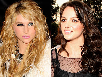 Ke$ha Disses Britney Spears, Immediately Backpedals