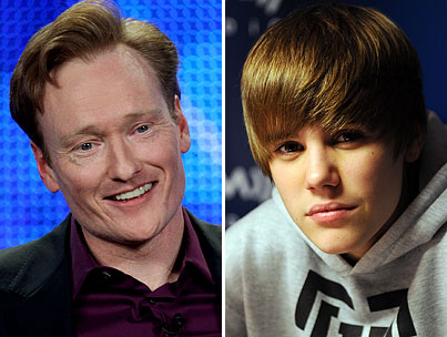 Conan O'Brien Tweets About Justin Bieber, The Internet Explodes