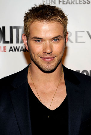 Kellan Lutz to Become More Godlike Than Usual, Will Play Poseidon in New Movie