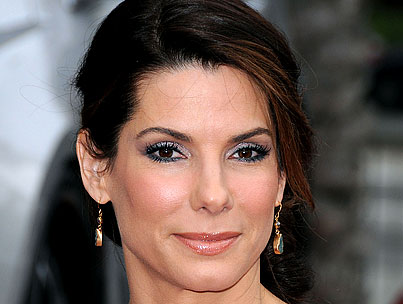 Sandra Bullock Talks To Divorce Lawyer For Some Reason