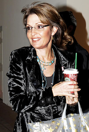 Sarah Palin Will Soon Be Winking Her Way Into Your Living Room Again