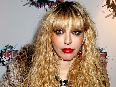 Courtney Love Is Confused By This Whole Facebook Thing