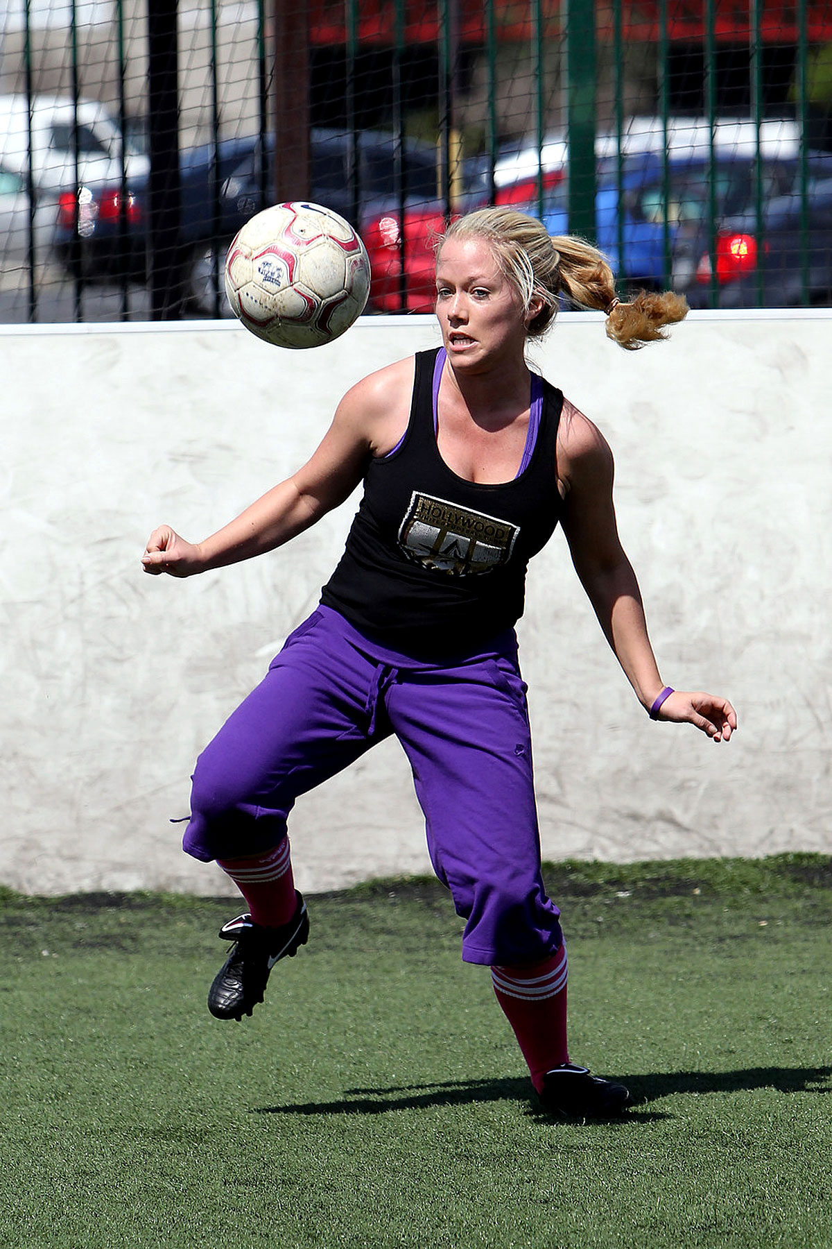 Kendra Wilkinson Is the Hottest Little Soccer Mom (PHOTOS)