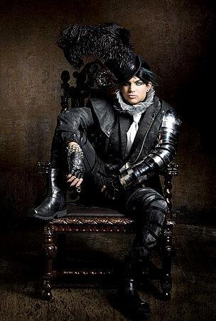 Adam Lambert's Top 10 Wardrobe Masterpieces (PHOTOS)