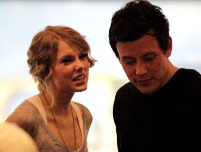 Humpday Roundup: Cory Monteith and Taylor Swift -- Are They or Aren't They?-photo