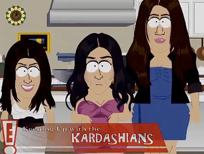 The Kardashians Are Cool With Getting Killed In Last Night's 'South Park'