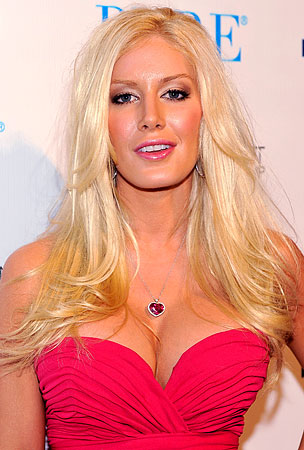 Heidi Montag's Boobs Coming to a Theater Near You—in 3-D!