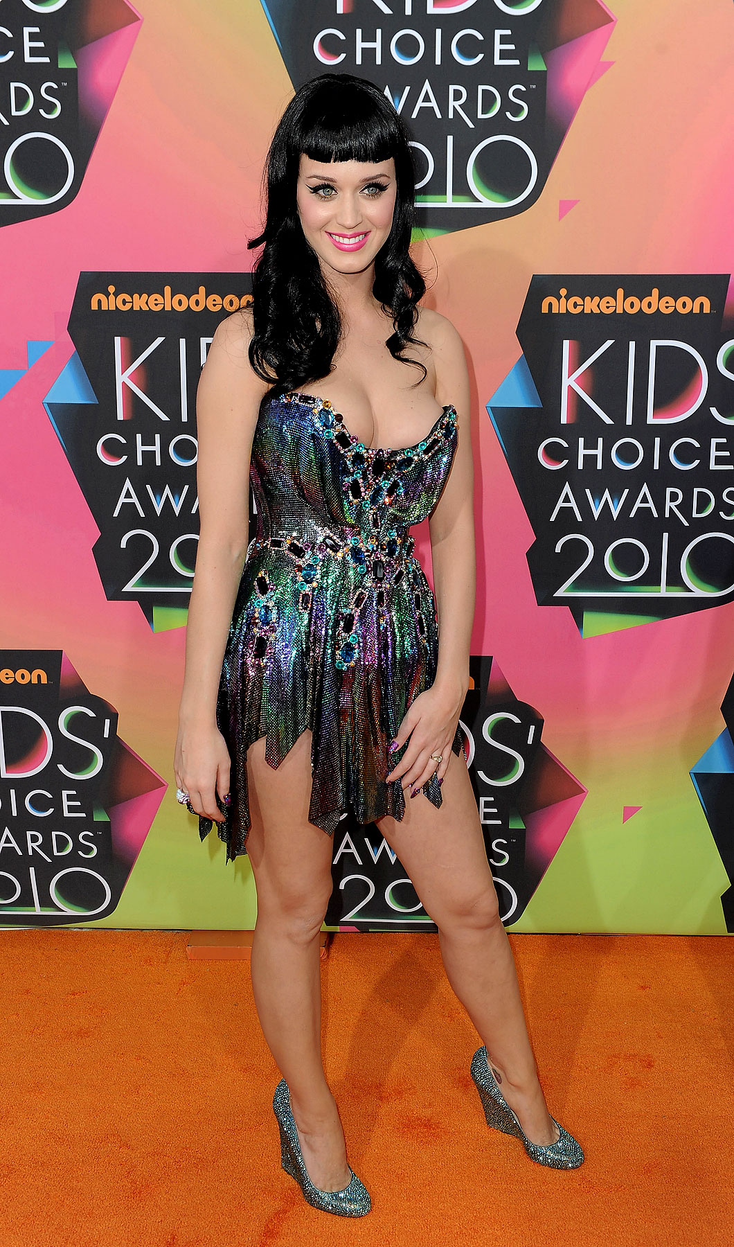 Worst Dressed: 2010 Kids' Choice Awards Fashion FAILs (PHOTOS)