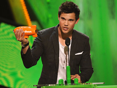 The 2010 Kids' Choice Awards: And the Winners Are…