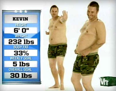 BUZZINGS: Now You, Too, Can Have Kevin Federline's Magnificent Physique. Here's How!