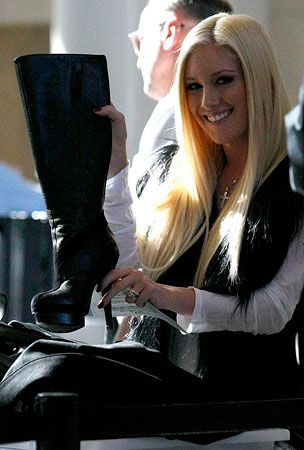 Heidi Montag Wants To Star In 'Tomb Raider', Because Of Course