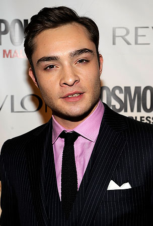 """Ed Westwick Enforces Strict """"No Pictures"""" Policy With Public Tantrum"""