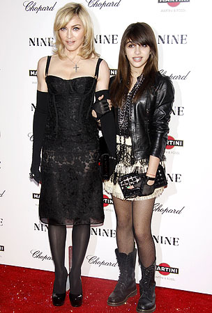 Even Madonna Doesn't Want Her Daughter To Dress Like Madonna