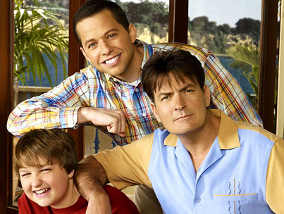Charlie Sheen To Turn 'Two And A Half Men' Into 'One And A Half Men'