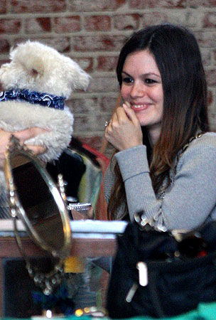 Rachel Bilson And Puppies Try To Kill Us With Cuteness (PHOTOS)