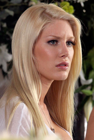 Heidi Montag's Plastic Surgery No Longer Allows Her to Love, or Jog
