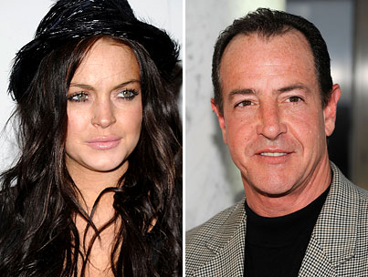 Michael Lohan Determined To Milk Lindsay's Problems For Media Attention