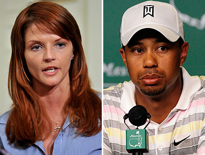 Tiger Woods' Mistress Demands Apology Because This Is All About Her