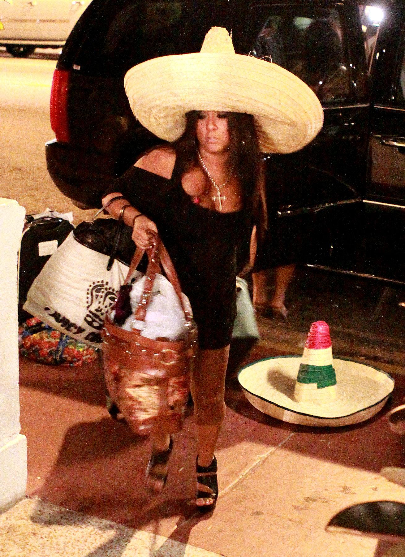 Snooki Gonzales Mistakes Miami for Mexico as 'Jersey Shore' Enters Its Second Season (PHOTOS)