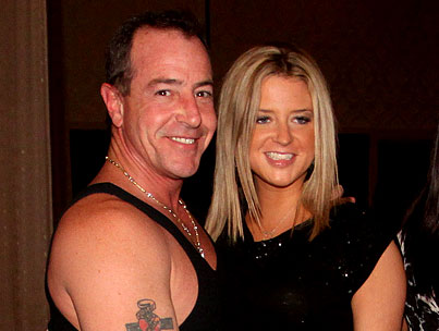 Michael Lohan Is Engaged to Kate Major, and the Circle of Icky Is Now Complete-photo