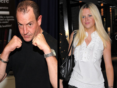 Vomit Alert: Michael Lohan and Kate Major Doing it Four Times A Night!