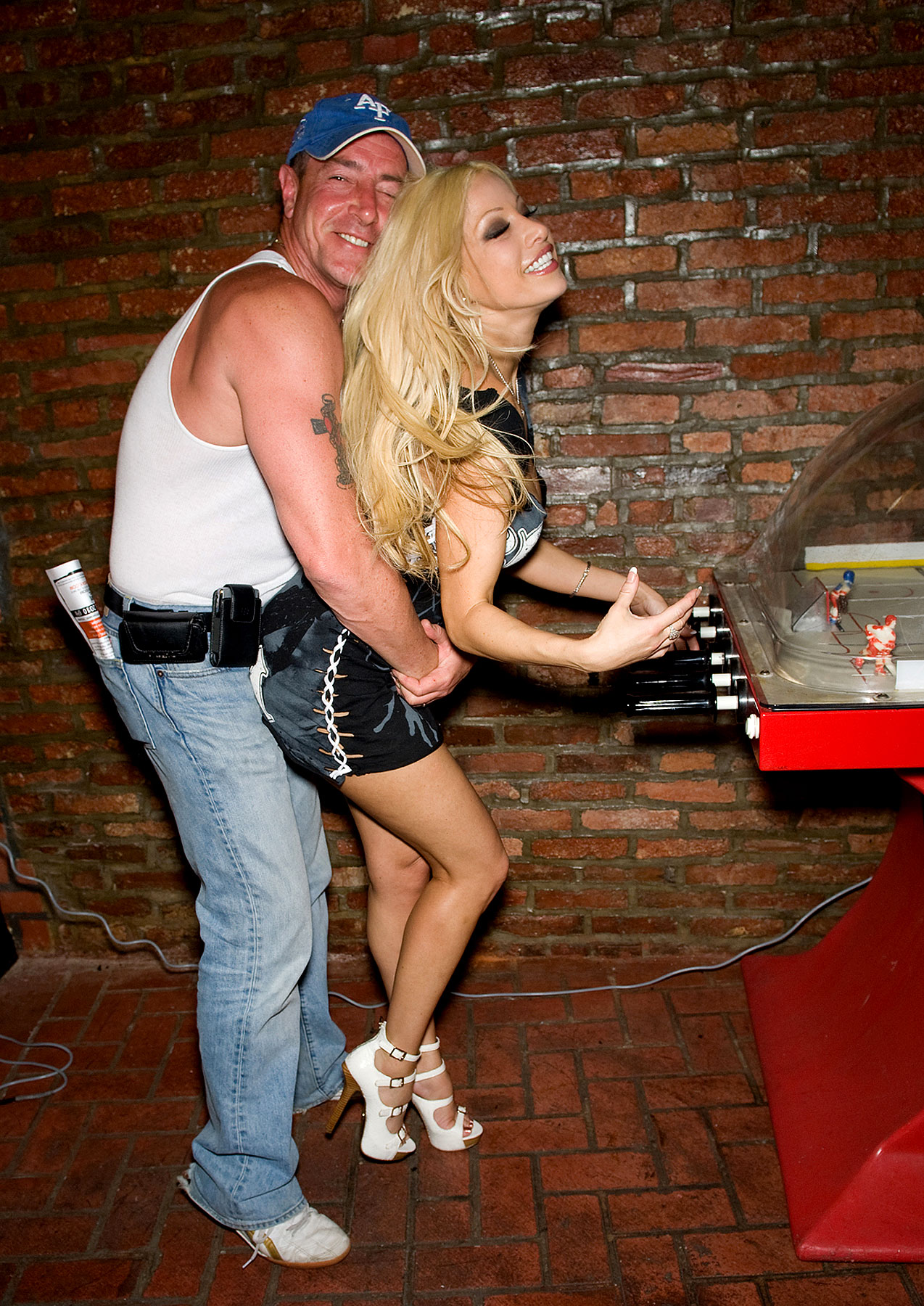 Michael Lohan Is Great With The Ladies (PHOTOS)