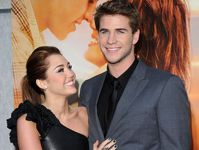 Miley Cyrus Is Marrying Liam Hemsworth, in Today's Totally Believable Gossip Item