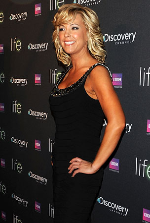 BUZZINGS: Kate Gosselin Won't Be Appearing in 'Playboy.' You Can Come Out of Your Bunkers Now.