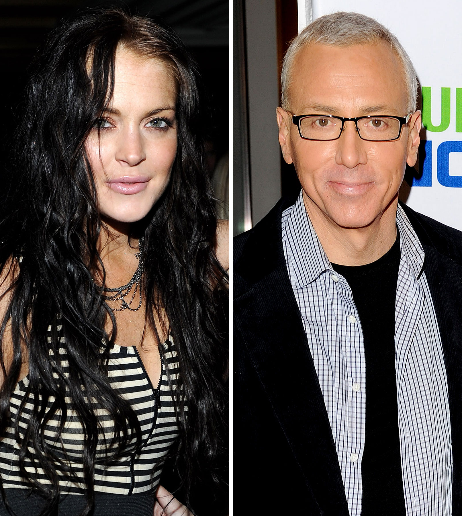 Dr. Drew Wants To Arrest Lindsay Lohan To Save Her From Herself