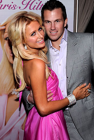 Paris Hilton and Doug Reinhardt Tease Us By Possibly Breaking Up Again
