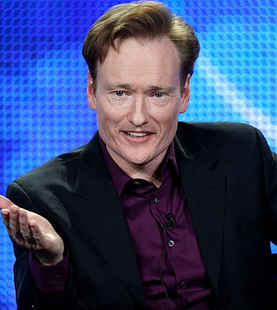 Conan O'Brien and Team CoCo Land At TBS, Nation Rejoices
