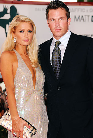 Paris Hilton And Doug Reinhardt: Still On