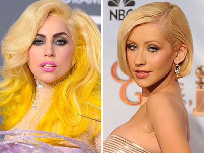 Akon Says Christina Aguilera Is Copying Lady GaGa's Style